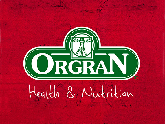 Brand Profile Orgran Website