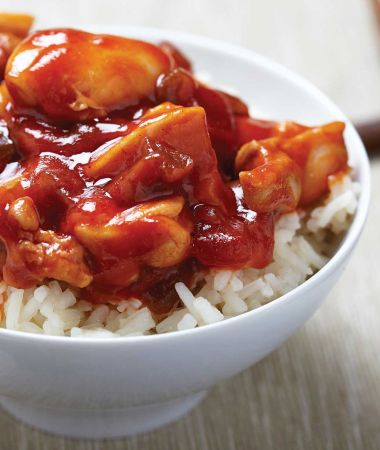 Sweet & Sour-Chicken