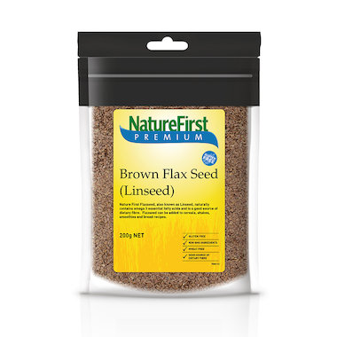 Linseed (Flaxseed) Brown