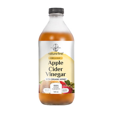 Apple Cider Vinegar with Honey Organic